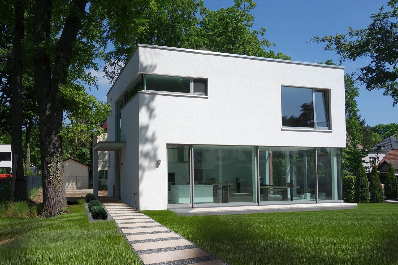 Wohnhaus, Berlin Wannsee